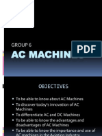 AC Machines