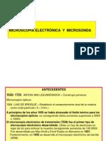 6-Microscopìa Electrónica 9 Oct 14