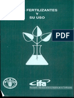 los fertilizantes y su uso