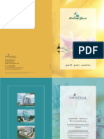 Greens Brochure
