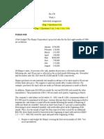 Fin 370 - Week 3 - Individual Assignment - Chap. 4 Question 4-6A - Chap. 5 - Questions 5-1A, 5-4A, 5.doc