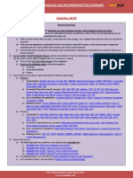 SBI PO Study Plan
