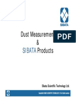 Dust Measurement and SIBATA Products.pdf