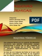 MAQUINAS TERMICAS