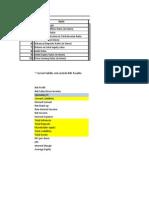 Ratio Analysis Master File