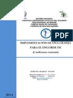 PROYECTO FORMATIVO - Acuacultura