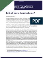 Eric Sprott and David Franklin - Is It All Just a Ponzi Scheme (Dec 2009)