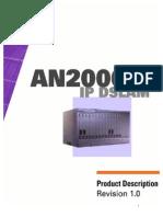 AN2000 IB Product Description