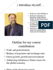 Lecture 4 Trade and Protectionism (1)