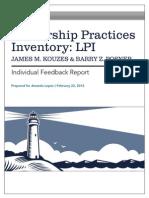 Lp i 4 e Sample Individual Report