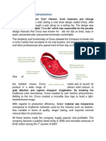 Analysis of Crocs Case