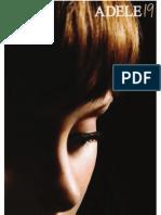 Adele Songbook Pdf