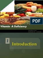 Vitamin a - Flipchart-green
