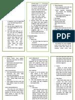 Petunjuk Penulisan Karya Tulis