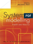Systems Modelling Theory and Practice.