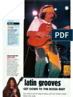 Jazz - Guthrie Govan - Latin Grooves Guitar Tab