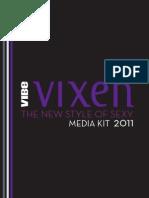 VIBE Vixen Media Kit0711