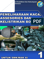 Pemeliharaan Kaca, Assessories dan Kelistrikan Bodi (Semester 1).pdf