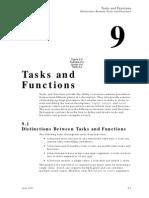 Tasks n Functions