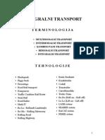 Intermodalni Transport