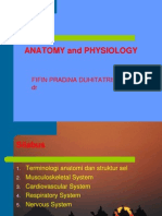 01 Anatomy - Physiology Introduction