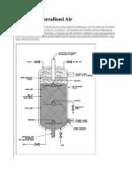 Proses Demineralisasi Air