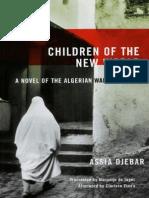 Djebar, Assia - Children of the New World (Feminist Press, 2005).pdf