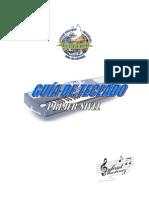 Guía de Teclado (Primer Nivel)