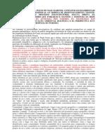 Resumo Da Pesquisa Povos Do Mar Cearense, Conflitos Socioambientais e Lutas Contra-hegemônicas Ao Modelo de Desenvolvimento Vigente