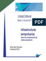 Infraestructuras aeroportuarias
