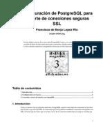 Postgresql - Conexiones Seguras SSL