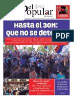 El Popular 293 Órgano de Prensa Oficial del Partido Comunista de Uruguay