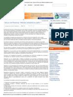 Calculo de Reservas de Yacimientos-método Estadistico 1