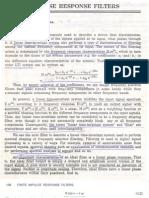 DSP Digital Signal Processing MODULE II PART1