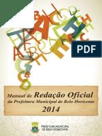 Manual-redacao Oficial PBH