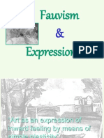 Fauvism & Expressionism