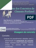 Dosagem Do Concreto - Marcelo Medeiros