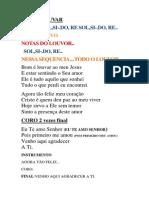 Bom é Louvar (1) COM NOTA