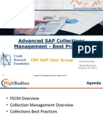 SAP FSCM Collections Management
