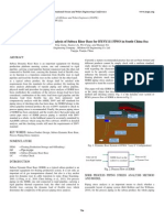 Subsea Riser Base Analysis