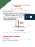 Google en educación