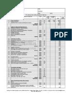Viii-planilha Orçamentária e Medição Padrao - 2014 Planejamento