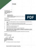 17. Build Canada Grant Application May 6, 2009