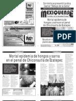 Diario El mexiquense 14 Noviembre 2014