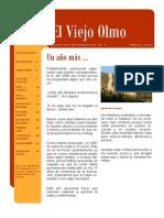 Asociación El Viejo Olmo. Revista 2008