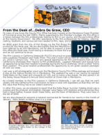 January 2010 Newsletter