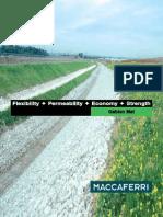 Maccaferri Gabion Mat Brochure