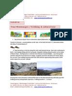 08 Trekking & Culture Montenegro