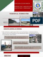Terminal Terrestre Inter Provincial