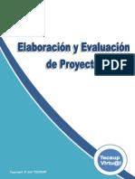 Elaboración y Evaluación de Proyectos - Tecsup- Cap 1